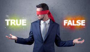 「正しいこと」は「誤り」との対比ではじめて理解できる