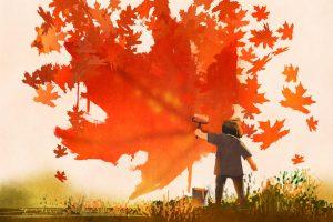 「芸術の秋」を楽しむ資格