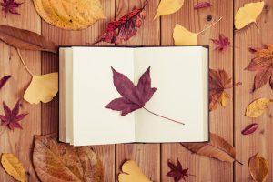 「読書の秋」を楽しむ資格